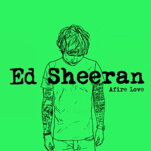 Ed Sheeran — Afire Love (studio acapella)