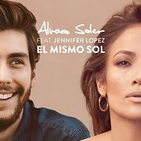 ГЃlvaro Soler featuring Jennifer Lopez — El mismo sol (Under the Same Sun) (studio acapella)