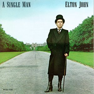 <i>A Single Man</i> (album) 1978 album by Elton John