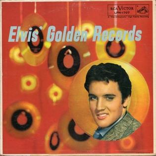 <i>Elvis Golden Records</i> 1958 greatest hits album by Elvis Presley