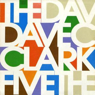 <i>The Dave Clark Five</i> (album) 1971 compilation album by Dave Clark Five