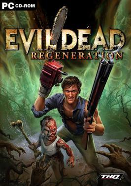 Evil Dead: Regeneration - Wikipedia