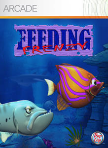 Picture of a game: Feeding Frenzy