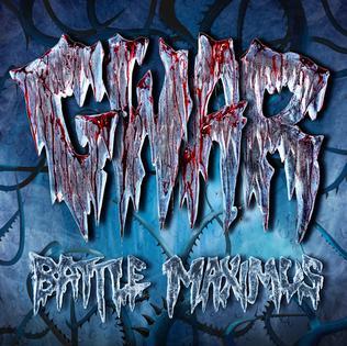 <i>Battle Maximus</i> album by Gwar