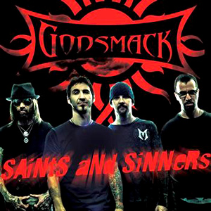 Saints and Sinners (song) single by Godsmack