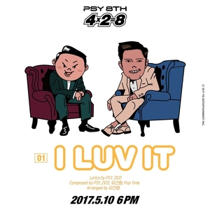 I Luv It (Psy song) 2017 single by Psy