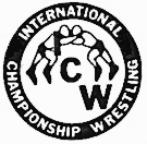 International ChampionshipWrestling logo