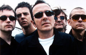 Picture of a band or musician: Joe Strummer & The Mescaleros