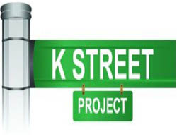 k street project In washington, k street is synonymous with the lobbying industry the k street project, a republican initiative to integrate lobbyists into the political power structure, had been linked to the current scandal with lobbyist jack abramoff.