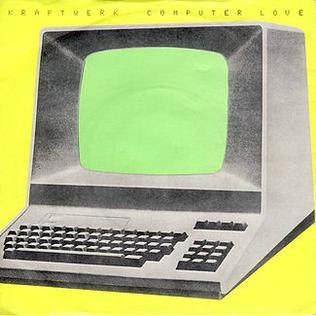 Titelbild des Gesangs Computer Love von Kraftwerk