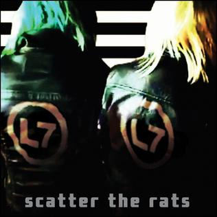 <i>Scatter the Rats</i> 2019 studio album by L7
