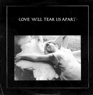 Image result for joy division love will tear us apart
