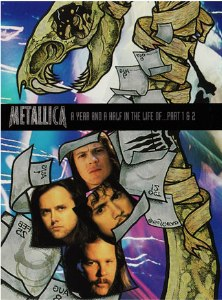 <i>A Year and a Half in the Life of Metallica</i> 1992 film directed by Adam Dubin