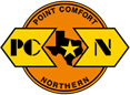 Point Comfort and Northern Railway logo.png