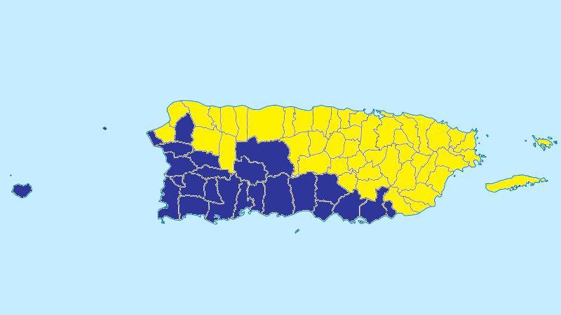 Puerto Rico USA-España