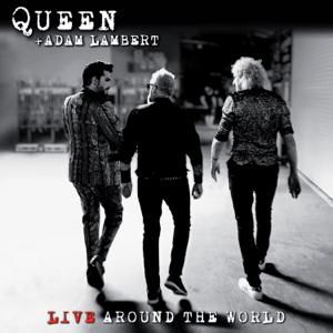 <i>Live Around the World</i> (Queen + Adam Lambert album) 2020 live album by Queen + Adam Lambert