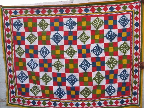 Quilt Pattern Tessellation My Quilt Pattern