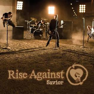 Savior (Rise Against song) 2009 single by Rise Against
