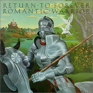 Romantic Warrior album cover