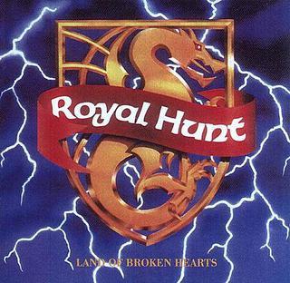 <i>Land of Broken Hearts</i> album by Royal Hunt