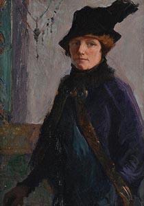 Mary Bradish Titcomb American painter