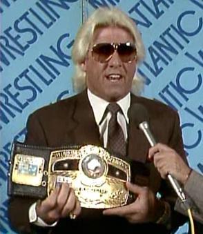 Resultado de imagen para ric flair NWA World champion