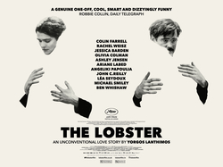 <i>The Lobster</i> 2015 film by Yorgos Lanthimos