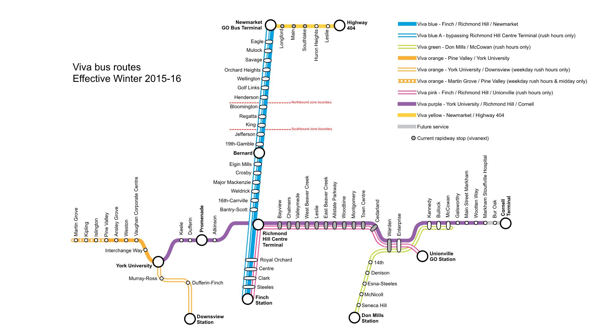 Viva Blue Map File:VIVA Bus Rapid Transit Map   effective feb 2016.png   Wikipedia