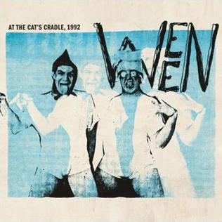 <i>At the Cats Cradle, 1992</i> 2008 live album by Ween