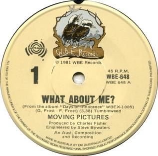 What About Me Moving Pictures Song Wikipedia