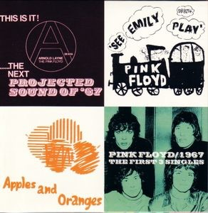 <i>1967: The First Three Singles</i> 1997 EP by Pink Floyd