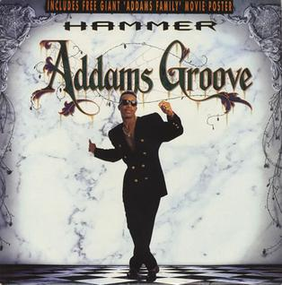 Addams Groove 1991 single by Hammer