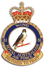 No. 81 Wing RAAF wing of the Royal Australian Air Force