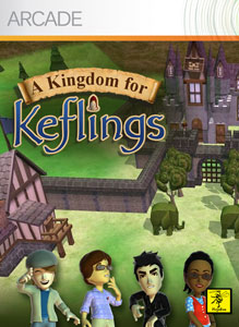 <i>A Kingdom for Keflings</i>