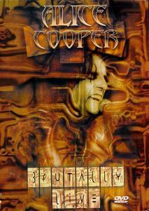 <i>Alice Cooper: Brutally Live</i> 2000 Alice Cooper concert DVD