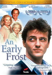 <i>An Early Frost</i> 1985 American TV movie, the first major film to deal with the AIDS Crisis directed by John Erman