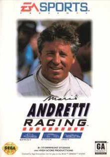 <i>Mario Andretti Racing</i> 1994 racing video game by EA Sports