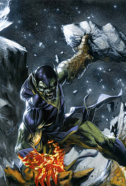 Super Skrull power of hypnosis