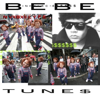 <i>Inhale C-4 $$$$$</i> 2011 mixtape by BEBETUNE$