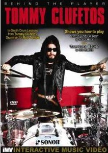 <i>Behind the Player: Tommy Clufetos</i> 2008 video by Tommy Clufetos