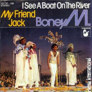 Boney M Brown Girl In The Ring