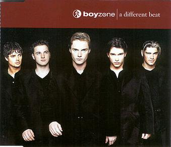 Cover image of song A Different Beat by Boyzone