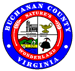 Seal of Buchanan County, Virginia