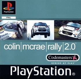 Picture of a game: Colin Mcrae Rally 2.0