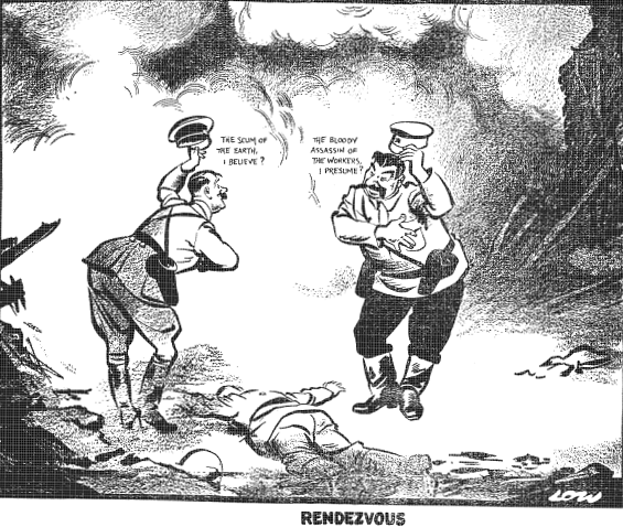 World war ii political cartoons wikipedia for What does punch out mean in construction