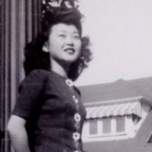 Esther Takei Nishio Japanese-American internee