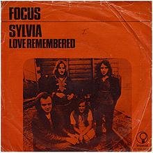 Sylvia (Focus song) 1973 single by Focus
