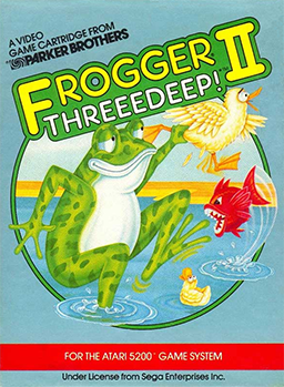 Frogger II - Threeedeep! Coverart.png