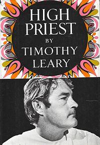 <i>High Priest</i> (book) 1968 Timothy Leary book