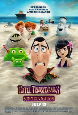 Hotel Transylvania 3 Summer Vacation Wikipedia